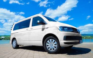 Rent VW T6 in Bilbao - campervan rental Europe - Surfvan